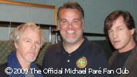 michael sparks with William Katt and Michael Bell