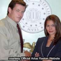 FBI Agents Josh Randall and Amanda Summers