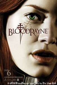 """BloodRayne,""Uwe Boll and Michael"