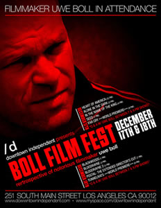 The Boll Film Festival